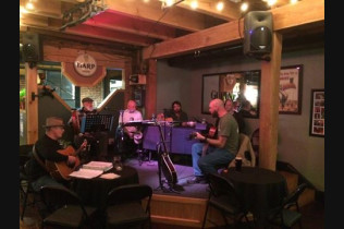 Open Irish Jam Session hosted by Frank Landford