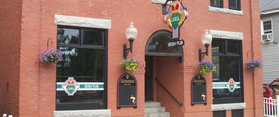 Cara Irish Pub & Restaurant | Cara Irish Pub & Chameleon Club