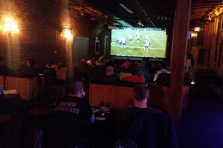 SPORTS ON THE BIGGEST SCREEN IN THE SEACOAST